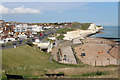 TQ3701 : Footpath to Saltdean Gap by Oast House Archive