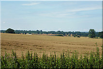TL6902 : View south-west from Galleywood Common by Robin Webster