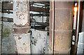 SU2662 : Crofton Pumping Station - rising mains by Chris Allen