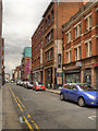 SJ8498 : Tib Street, Tibs Tavern by David Dixon