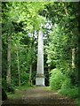 """SP9310 : The Obelisk known as """"Nell Gwyn's Monument"""" by Rob Farrow"""