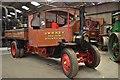 TG3406 : Foden Steam Lorry by Ashley Dace