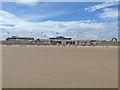 NZ4060 : Seaburn Beach by Oliver Dixon