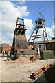 SJ9744 : Dilhorne Colliery by Chris Allen