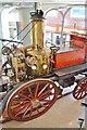 TG2308 : Colmans Works Fire Brigade by Ashley Dace