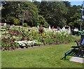 SZ0890 : Lower Gardens, Bournemouth by Paul Gillett
