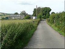 SD9624 : Stock Hey Lane, Langfield by Humphrey Bolton