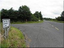 H5712 : R188 at Drumhirk by Kenneth  Allen