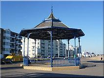SZ9398 : The bandstand at Bognor Regis by Marathon