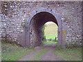 TF2782 : Bridge under disused railway by Chris