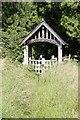 SU2298 : Lych gate at Buscot Church by Bill Nicholls