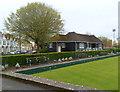 SN5000 : Bowling green pavilion, Llanelli by Jaggery