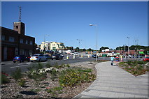 SY6778 : North Quay/Westwey/Rodwell Road junction by John Stephen