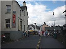 SD3598 : The main street in Hawkshead by Karl and Ali