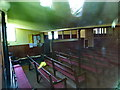 TL1554 : Roxton Congregational Church, Interior by Alexander P Kapp
