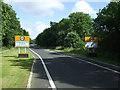 NZ2179 : Entering Stannington Village by JThomas