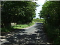 NZ2074 : Prestwick Carr Road (National Cycle Route 10) by JThomas