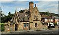 J3378 : Former Belfast Castle gate lodge (1) by Albert Bridge