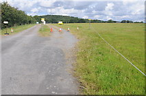 SP0563 : Site of Studley Car Boot Sale by Philip Halling