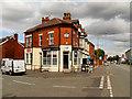 SJ5987 : Diamond Jubilee Buildings, Liverpool Road, Warrington by David Dixon
