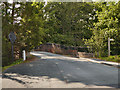 SJ6486 : Bellhouse Lane, Grappenhall Bridge by David Dixon