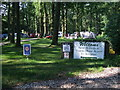ST3406 : Alpine Grove Touring Park, Forton by Vieve Forward