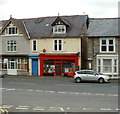 SN9228 : Front view of Sennybridge Post Office by Jaggery