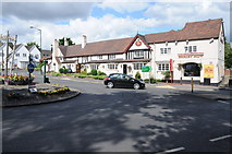 SP0764 : The Barley Mow, Studley by Philip Halling