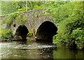 J3067 : The Drum Bridge, Drumbeg (2) by Albert Bridge