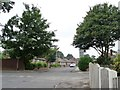 SE4510 : Bungalows in Convent Avenue, South Kirkby by Christine Johnstone