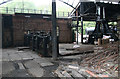 SJ6903 : Blists Hill Victorian Town - ironworks by Chris Allen