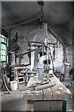 SJ6903 : Blists Hill Victorian Town - lock maker's workshop by Chris Allen