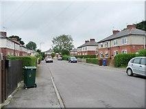 SE4111 : Park Road, Brierley by Christine Johnstone
