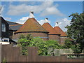 TQ7574 : Orlick Oast / Drummble Oast / Gargery Oast by Oast House Archive