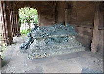 SJ3384 : A July visit to Christ Church, Port Sunlight (6) by Basher Eyre