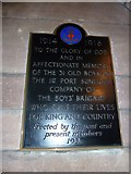 SJ3384 : A July visit to Christ Church, Port Sunlight (13) by Basher Eyre