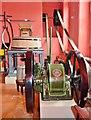 TF9717 : Thelveton Mill Machinery by Ashley Dace