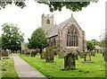 NU2322 : Holy Trinity Church, Embleton, Northumberland by Derek Voller