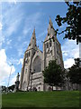 H8745 : St Patrick's Catholic Cathedral, Armagh by Eric Jones
