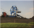 TA1817 : Immingham Port Open day HIT Coal terminal by roger geach