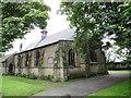 NZ2439 : Church of St John the Evangelist by Robert Graham