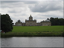 SE7170 : Castle Howard from the Great Lake by J Whatley