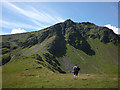NN2726 : On Stob an Tighe Aird, Ben Lui by Karl and Ali