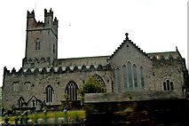 R5757 : Limerick - Bridge Street - St Mary's Cathedral by Joseph Mischyshyn