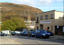 SS9992 : Tonypandy Roofing and Cladding by Jaggery