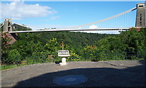 ST5673 : Clifton - BS8 (Sion Hill) by David Hallam-Jones