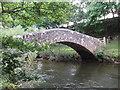 SD0798 : Drigg Holme Packhorse Bridge by Perry Dark