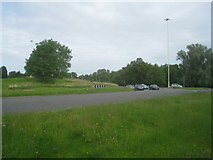 SU9850 : Stag Hill roundabout - for the A3 by Given Up