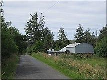 G5320 : Farm, Carrowneden by Richard Webb