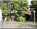 SJ8788 : Birdhall Lane by Gerald England